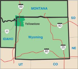 Holy Thunder! Rock, Roll And Rumble As Scientists Monitor Earthquake Activity In Yellowstone National Park