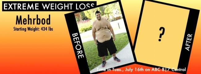 Healthy weight loss in 8 months