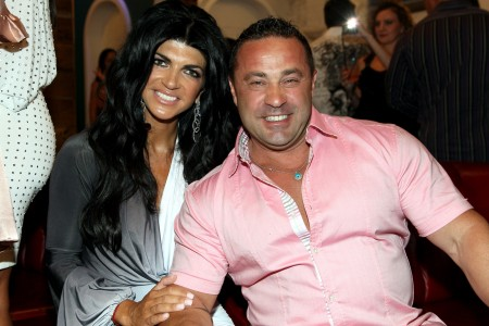 Teresa Giudice Not Guilty Plea