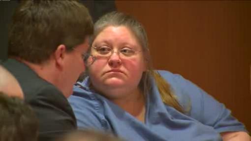 Winsconsin Woman, Melinda Drabek-Chritton Gets 5 Years for Starving Teen Stepdaughter