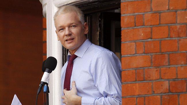 Assange Finds Obama Guilty of Extremism