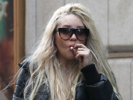 Amanda Bynes Fired Up.