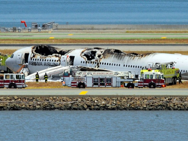 Asiana Airline Crash-Two Teens Killed Identified-One Run over by Emergency Vehicle