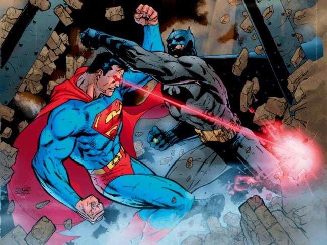 Batman and superman movie