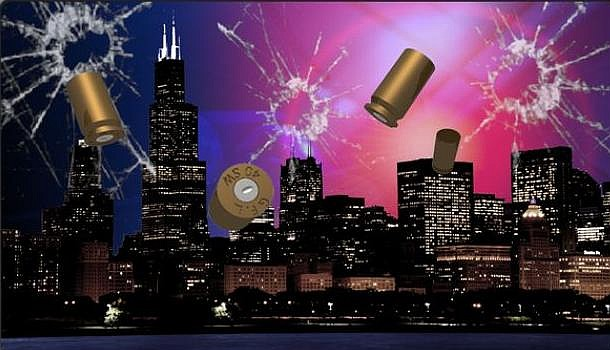 Chicago:72 shot with 12 killed