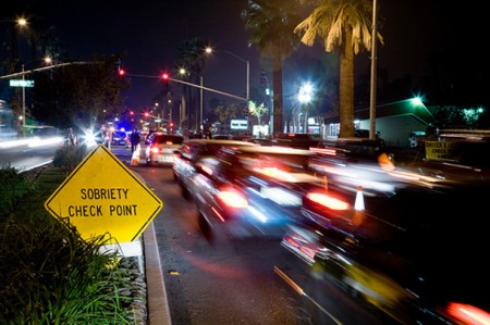 Los Angeles: DUI Checkpoints LAPD Targets Impaired Drivers