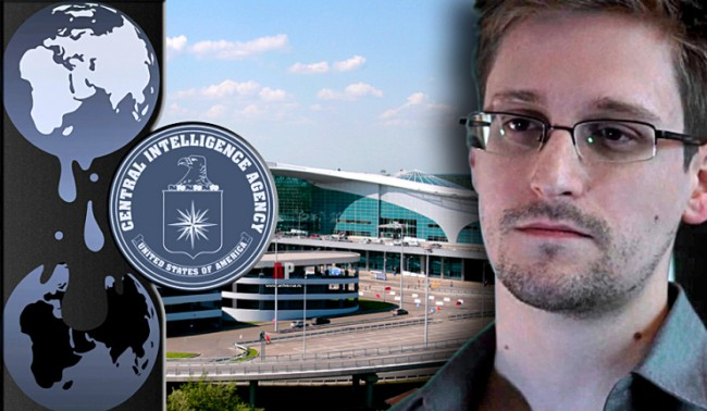 Edward Snowden Not Leaving Moscow Airport