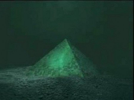 New Horizons in the Sea -Crystalline Pyramid Structures In Bermuda Triangle Contributed to Disappearances?(video)