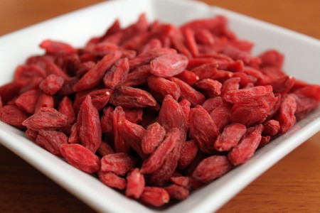 Get Rich with Goji-berries