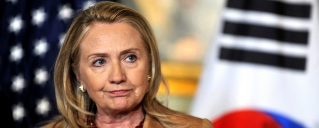 Hillary Clinton- Secretary of State-Former First Lady- 2016 President?
