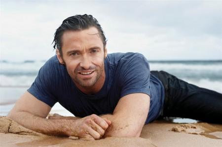 Hugh Jackman Wolverine is Gay Not