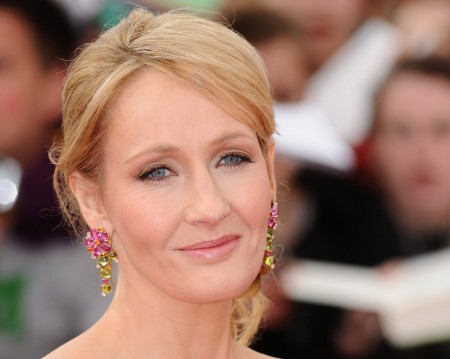 J K Rowling Uses Magic