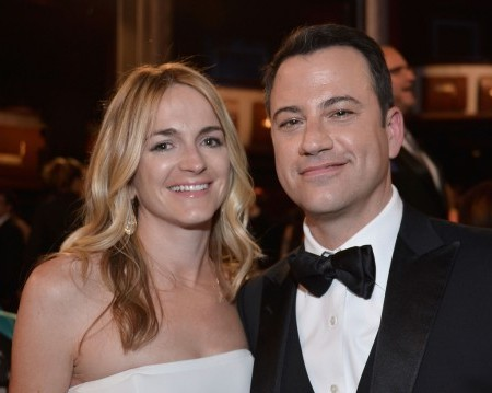 Jimmy Kimmel marries Molly McNearney and gives up Ben Affleck.