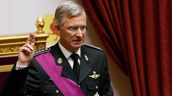 King Phillipe of Belgium