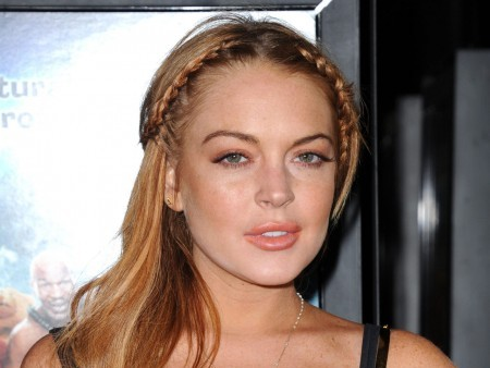 Lindsay Lohan Not Disappearing After Rehab