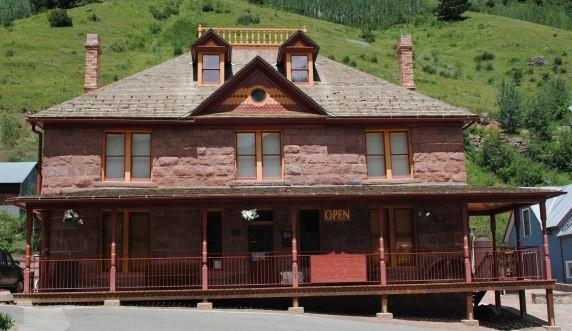 Telluride Historical Museum in Colorado