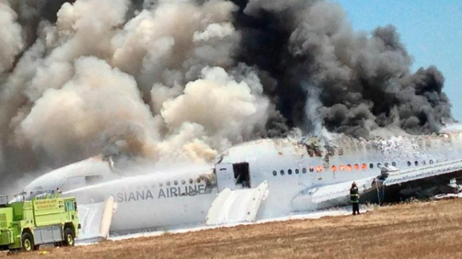 16-year-old on Asiana Flight 214 Was Killed by an Emergency Vehicle
