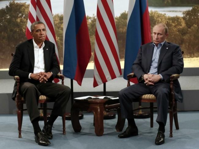 Vladamir Putin to America: Stop Bugging Us!