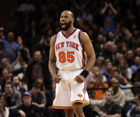 Baron Davis is attempting to make an NBA comeback, he also claims to have been abducted by aliens.
