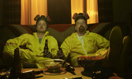 A talk show will accompany Breaking Bad during its final season.
