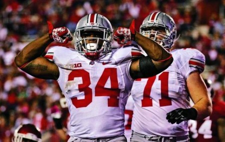 Carlos Hyde has been kicked off of the Buckeyes after being named in an assault investigation.