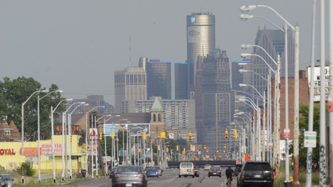 Detroit Officials File Bankruptcy but Judge Rejects Request