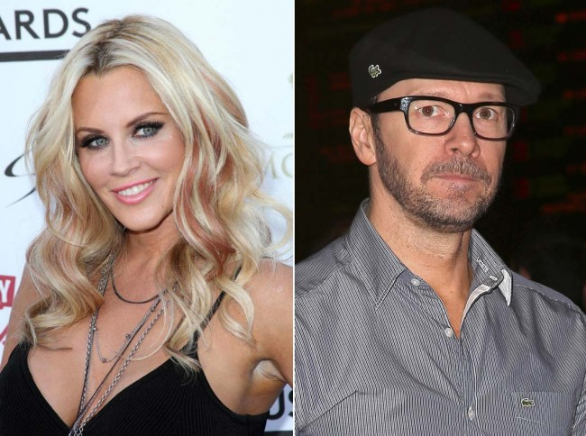 Jenny McCarthy Dating Donnie Wahlberg and Lands 'The View' Co-Host Job