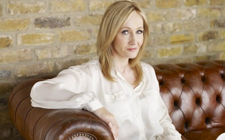 JK Rowling was revealed to be the author of a crime novel published under a different name.