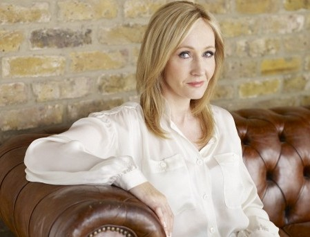 J K Rowling Secret Identity Exposed by Jealous Female Fan?