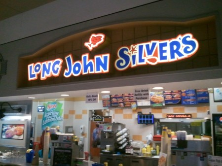 Following a recent study by the Center for Science and Public Interest, the 'Big Catch' Platter at Long John Silvers has been named the most unhealthy meal in America.