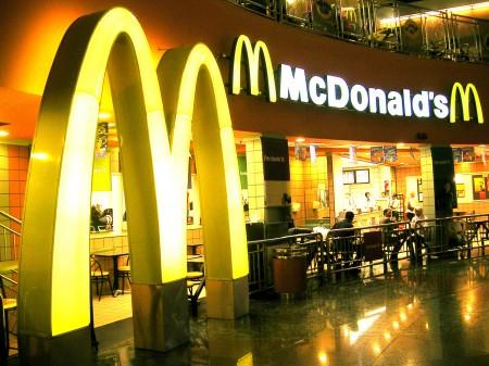 Bolivia Rejects McDonalds'