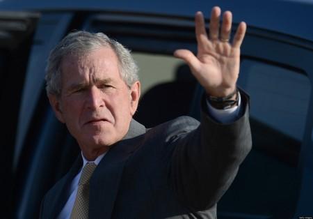 G W Bush
