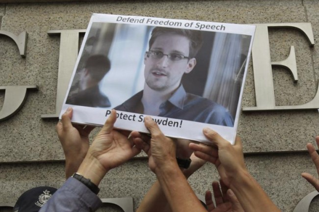 Edward Snowden Gets Desperate as Country after Country Refuses Asylum