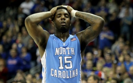 PJ Hairston has been suspended indefinitely by coach Roy Williams of North Carolina following a reckless driving charge over the weekend.