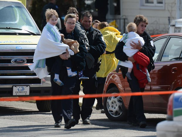Canadian Police Tell Quebecois Families to Prepare for the Worst.