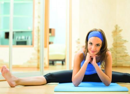 Yoga helps teens