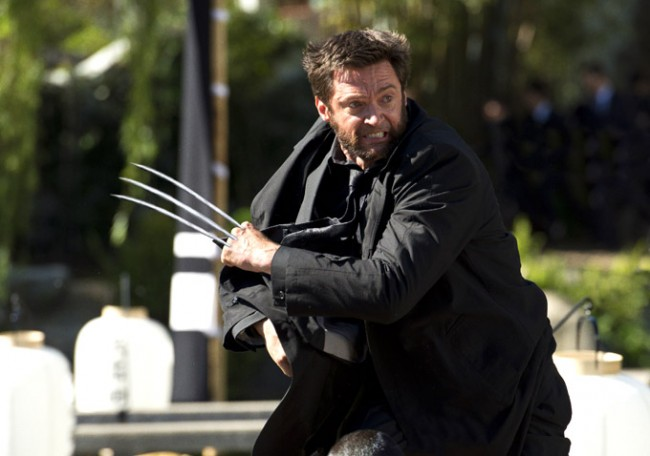 The Wolverine's Weekend Performance