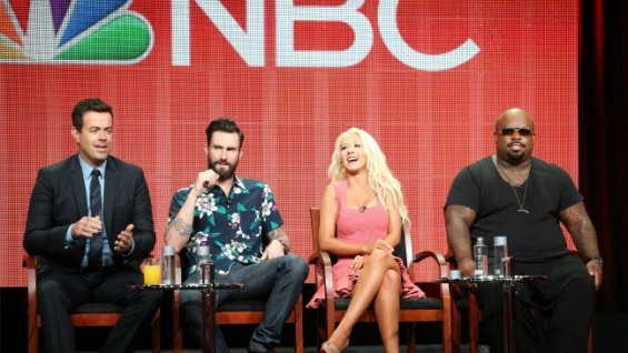 The voice, adam levine, controversy
