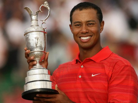 Tiger Woods hopes that he can silence his critics with a British Open win at Muirfield.