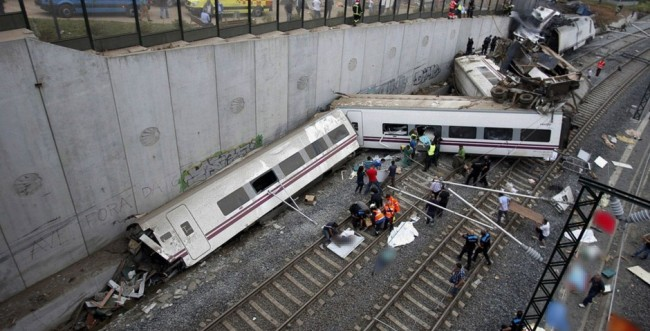 Spain Railway Company EUR 13 Billion Reasons to Blame Train Driver