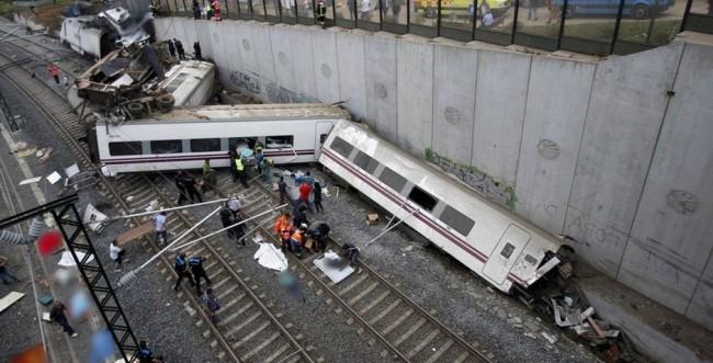 Spain Railway Company EUR 13 Billion Reasons to Blame Train Driver