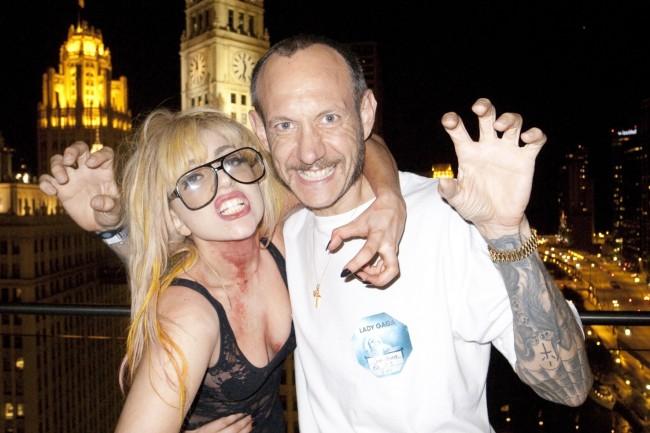 Lady Gaga Copies Jay-Z