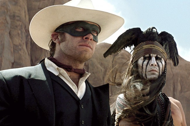 The Lone Ranger Not For Small Children But Not As Bad As The Critics Say