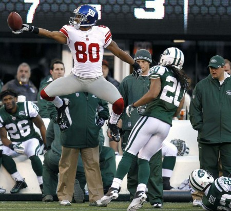 Victor Cruz received a huge contract extension from the Giants Monday, showcasing the growing value team's place on the slot receiver.