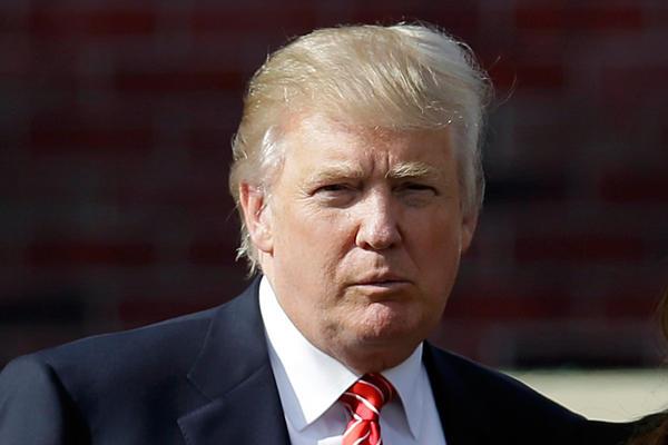 Donald Trump Sued