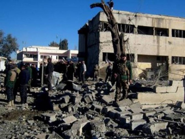 12 Killed in Iraq Bombing
