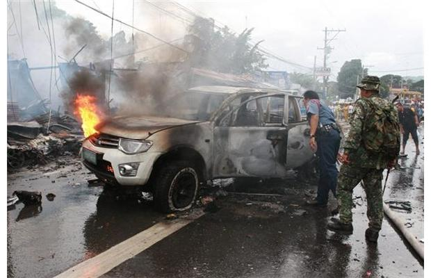 Cotabato City Bomb Explosion Killed 6 People And Injured 33 Others