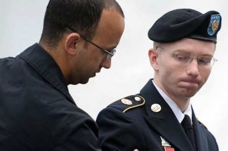 Bradley Manning Jailed for 35 Years With Dishonorable Discharge
