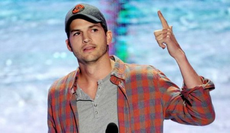 Christopher Ashton Kutcher's Empowering Speech