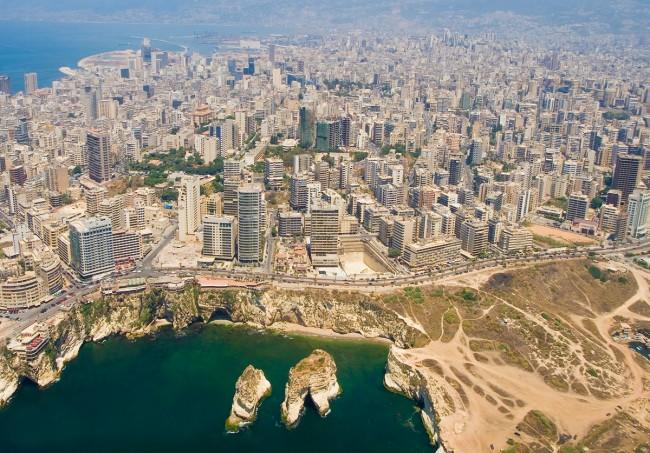 Beirut City Wallpaper